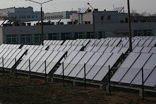 Płock: szpital zostanie wyposażony w kolektory słoneczne