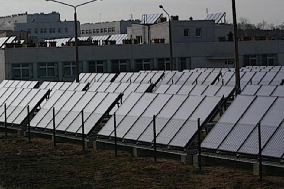 Małopolskie: kolektory słoneczne w szpitalu rehabilitacyjnym