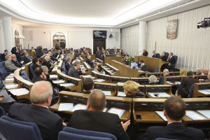 Senat zajmie się specustawą ws. koronawirusa 6 marca