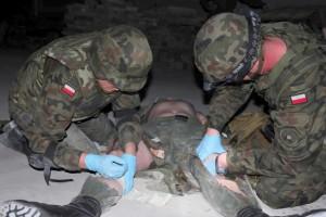 GROM CHALLENGE to okazja do współpracy żołnierzy z lekarzami