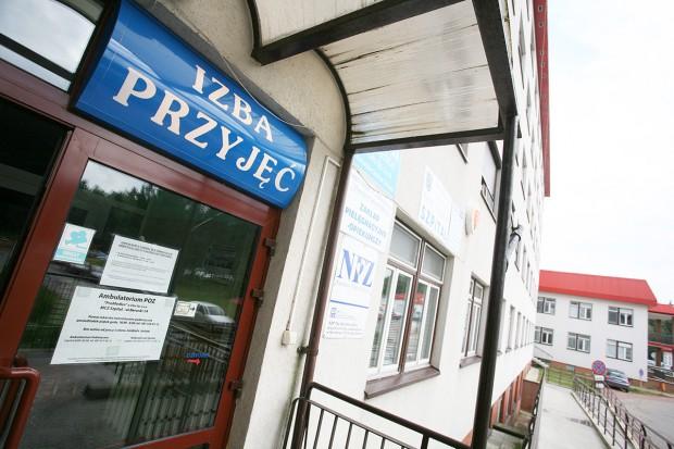 Resort apeluje do szpitali o rzetelne informacje