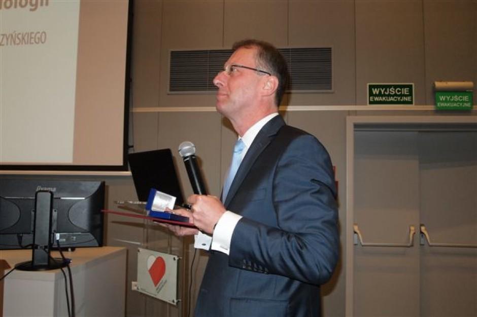 Instytut Kardiologii w Aninie ma nowego dyrektora