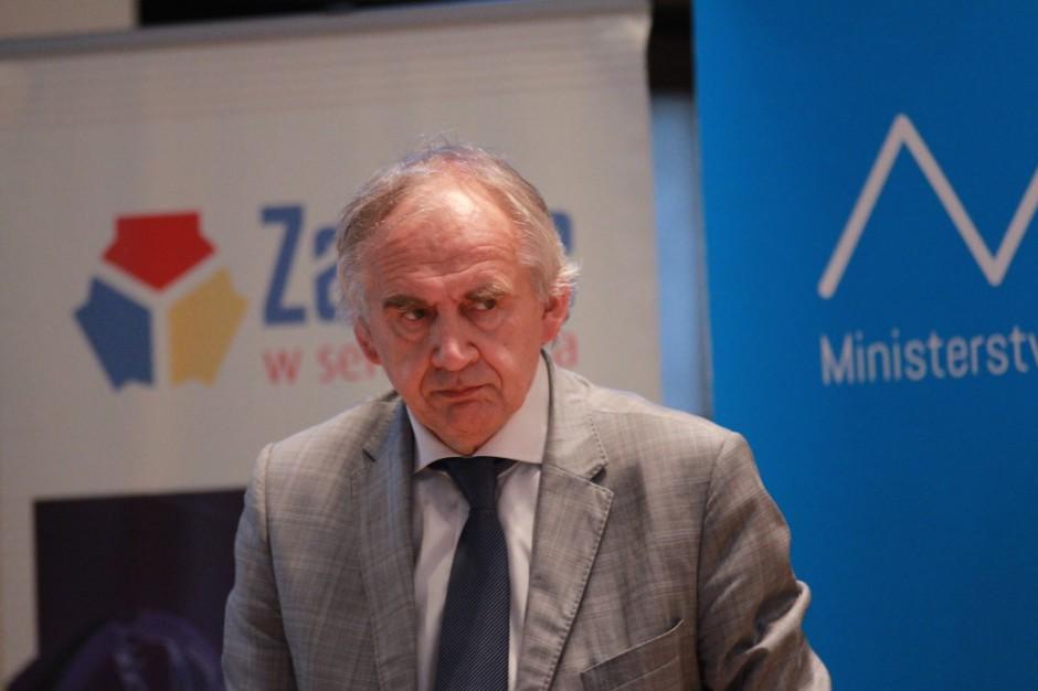 Warszawa na trasie gospodarskich wizyt ministra Zembali