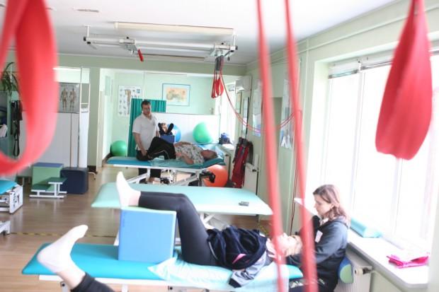 Warszawa: brakuje miejsc rehabilitacji dla chorych po udarach