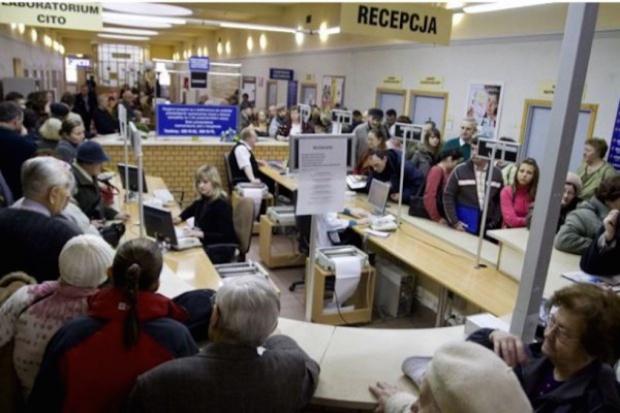 Białystok: wiele miesięcy czekania na wizytę u lekarza w USK