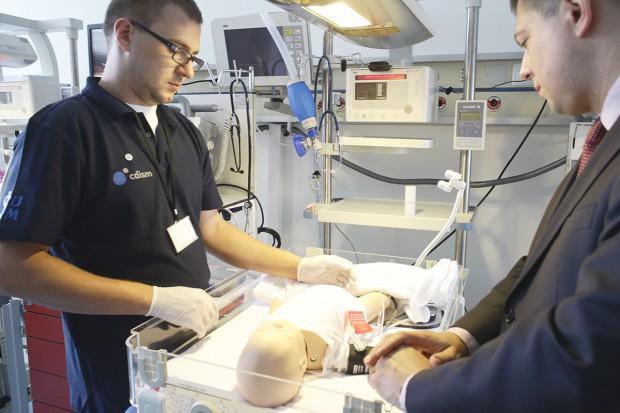 Będą się uczyć, badając wirtualnego pacjenta