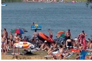 Lubelskie: sinice w zalewach w Biłgoraju i Frampolu
