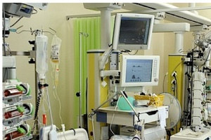 Łapy: szpital uruchamia nowy oddział intensywnej terapii