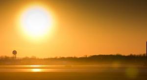 Burze piaskowe i upał zwiększają ryzyko zapalenia opon mózgowych
