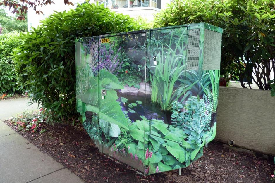 Artyści z ogrodnikami wspierają chorych na raka