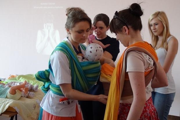 Ruda Śląska: szkoła rodzenia rozpoczyna zajęcia
