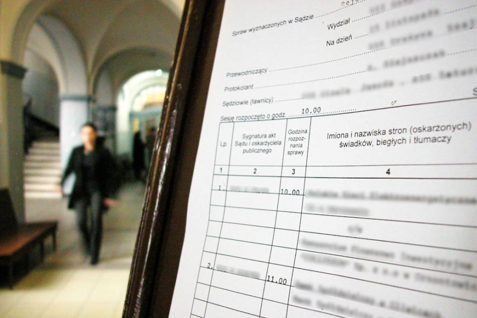 Katowice: wyrok w głośnej sprawie; pół miliona za śmierć córki