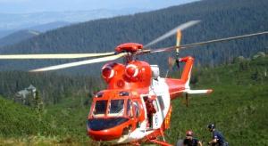Tatry: kilka interwencji TOPR. Ratownicy reanimowali nurka w Dolinie Pięciu Stawów