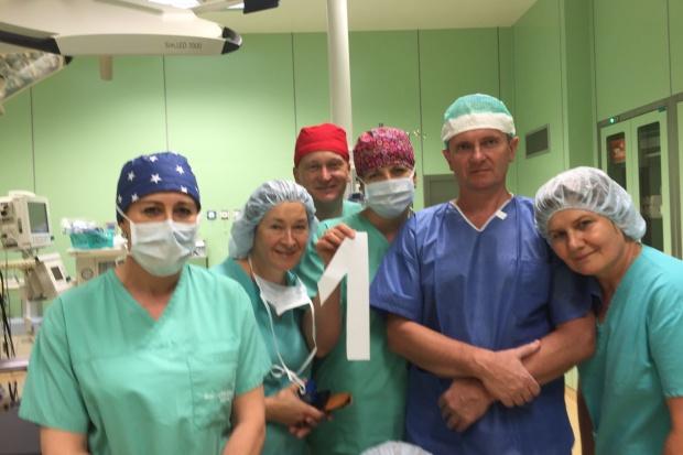 Kielce: pierwsze zabiegi w nowej siedzibie szpitala dziecięcego