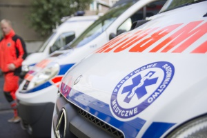 MZ: ratownicy będą mogli podawać preparaty chorym ze skazami krwotocznymi