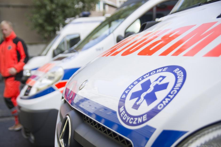 Precedens po wypadku z udziałem karetki pogotowia - skazani dwaj kierowcy