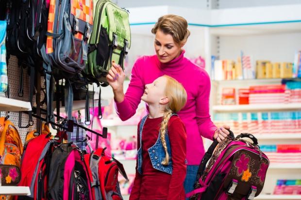 Idealny plecak szkolny: nie za ciężki, ze wzmocnioną ścianką i przegródkami