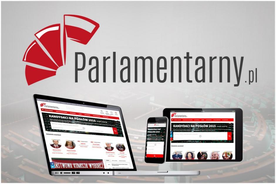 Startuje Parlamentarny.pl - wszystko, co musisz widzieć przed wyborami