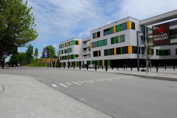 Wrocław: przeprowadzka dziecięcej kliniki hematologii
