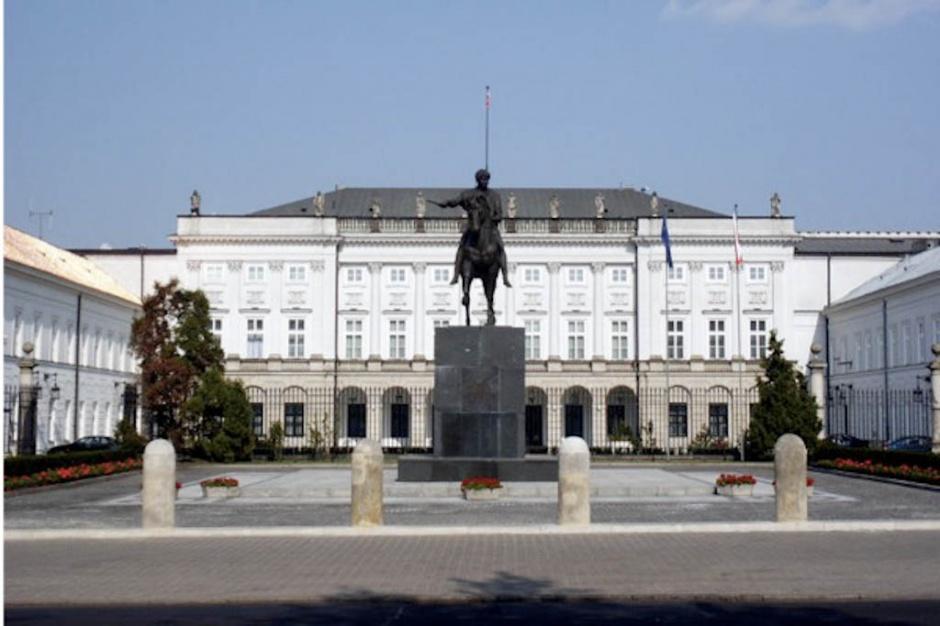 Obchody Światowego Dnia Wcześniaka w Pałacu Prezydenckim
