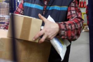 Łomża: nielegalne farmaceutyki w przesyłkach kurierskich