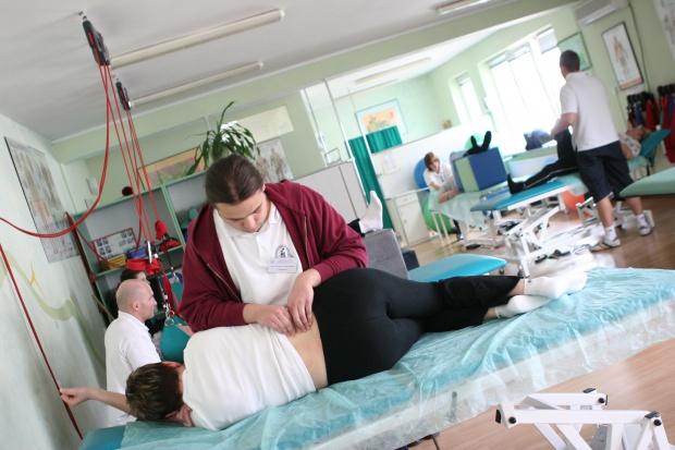 Myślenice: szpital stracił kontrakt na rehabilitację i fizjoterapię