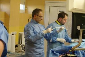 Olsztyn: nowatorski zabieg kardiologów ze szpitala wojewódzkiego