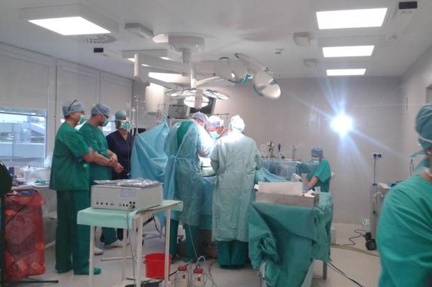 Świętokrzyskie szpitale będą mogły wszczepiać endoprotezy