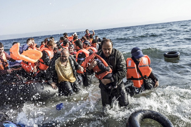 UNICEF: zima zagraża dzieciom uchodźców i migrantów