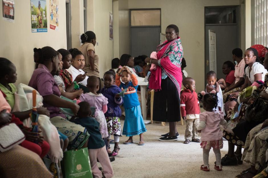 UNICEF apeluje o pomoc dla dzieci cierpiących z powodu chorób i wojny