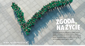 Chcesz oddać narządy po śmierci? - to pytanie pada dziś na ulicach polskich miast