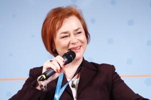 """Lidia Gądek: """"nie"""" dla likwidacji NFZ, """"tak"""" dla dodatkowych ubezpieczeń zdrowotnych"""
