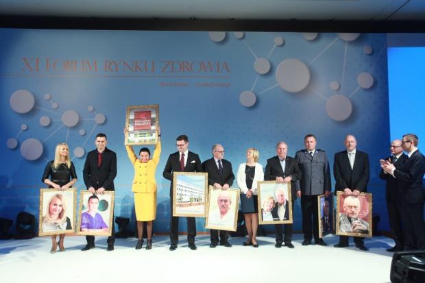 Gala Rynku Zdrowia: Laureaci Portretów Polskiej Medycyny 2015