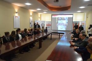Kujawsko-Pomorskie: Drugie życie - drugi raz promuje transplantologię