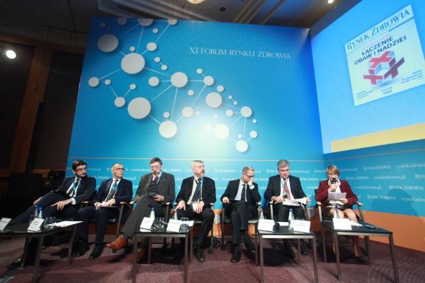 Polityka lekowa na XI Forum Rynku Zdrowia: świat idzie w kierunku RSS