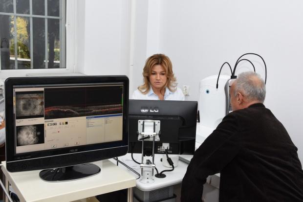 Katowice: szpital przy Ceglanej ma nowy sprzęt do diagnostyki chorób siatkówki