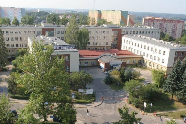 Olsztyn: kolejny dar dla szpitala od fundacji rodziców