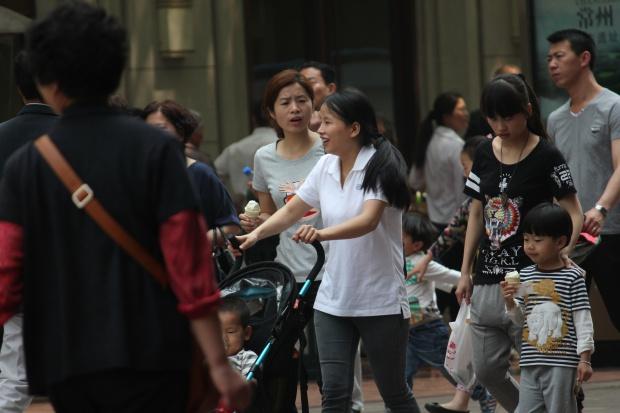 W Chinach już wolno mieć dwoje dzieci