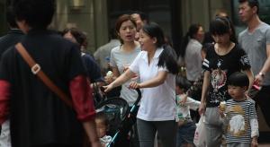 Chiny: to najwyższa liczba urodzeń od 2000 roku