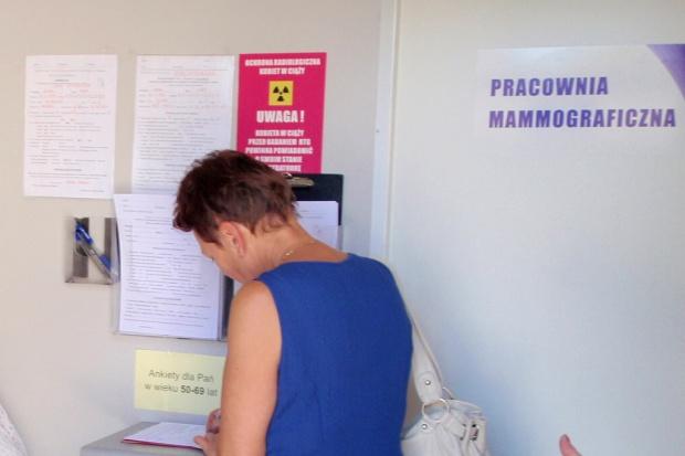 USA: eksperci zalecają mammografię w późniejszym wieku