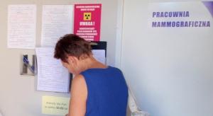 Krosno: szpital został bez mammografu - rusza zbiórka pieniędzy