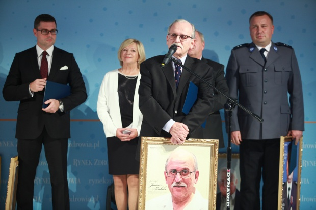 Kardiochirurg dziecięcy honorowym obywatelem Krakowa
