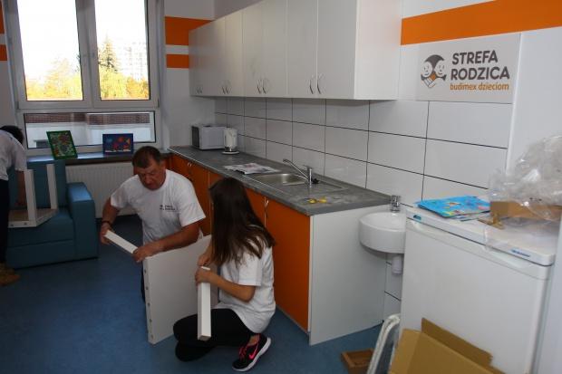 Olsztyn: szpital dziecięcy ma Strefę Rodzica