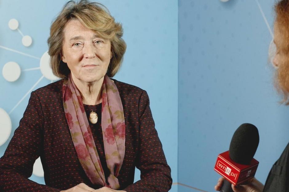 Prof. Ryszarda Chazan: pacjenci z POChP czekają na refundację nowych leków
