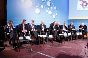 """XI Forum Rynku Zdrowia - sesja: """"Technologie informacyjne w ochronie zdrowia"""""""