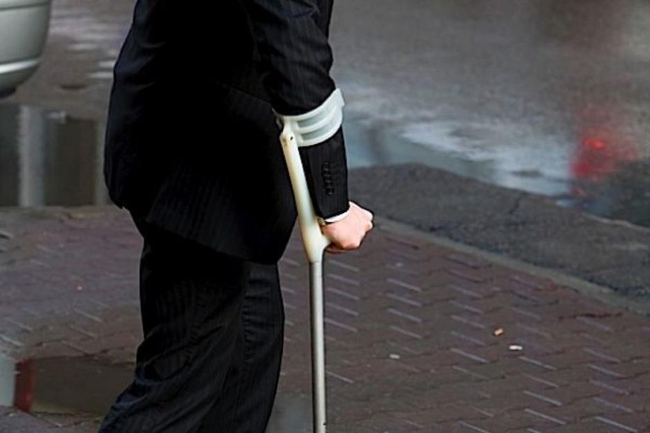 Wrocław: pacjent będzie mógł chodzić po amputacji stóp