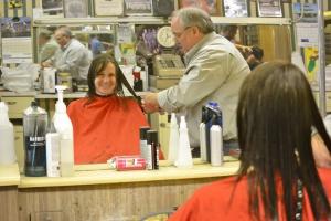 Zetnij włosy dla chorych dzieci
