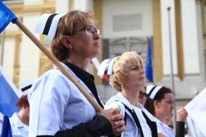 Protest pielęgniarek w Przemyślu; podpisano protokół rozbieżności