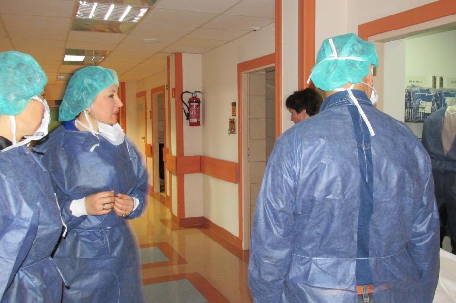Świętokrzyskie Centrum Onkologii szkoli ukraińskich lekarzy