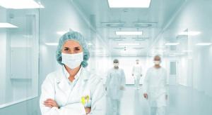 GIS nt. potwierdzonych przypadków zakażenia koronawirusem